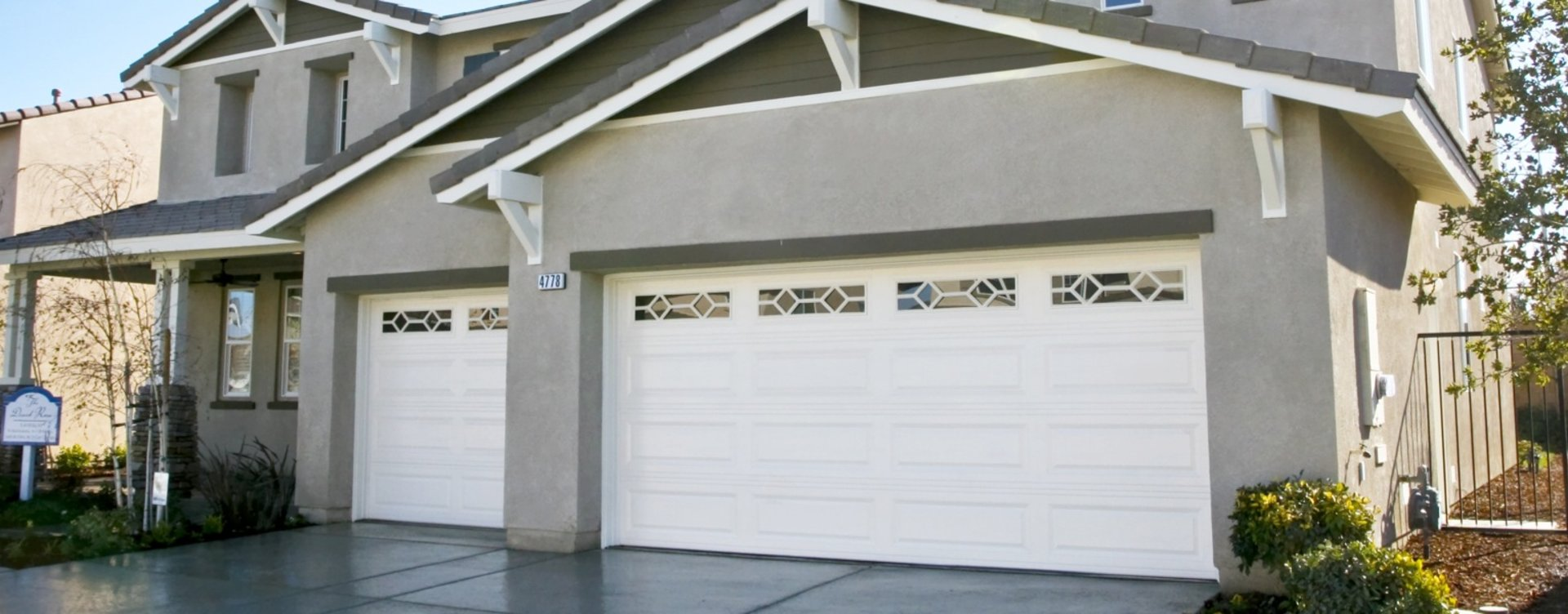 Great Standard Sectional Garage Door