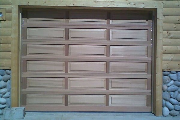 Wayne Dalton Traditional Wood Door
