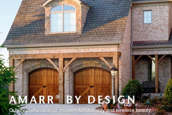 amarr-by-design & Garage Doors West Coast Overhead Door: Residential garage door ...