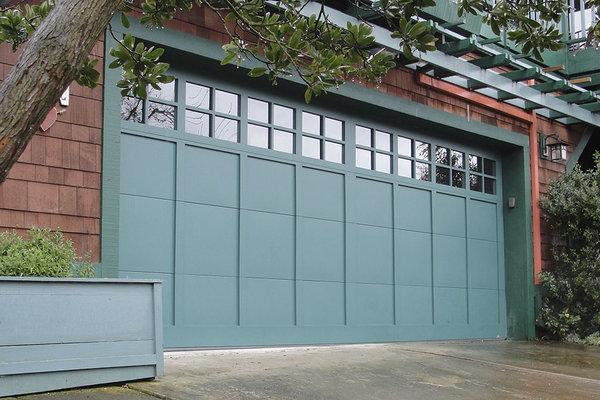 Carriage House Garage Doors 8