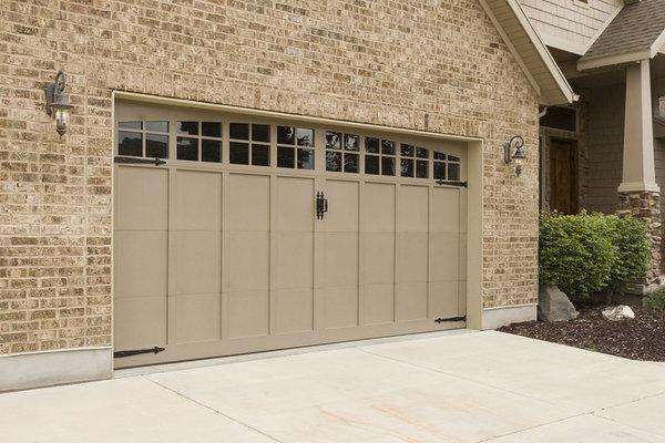 Carriage House Garage Doors 11